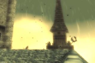 TP Twilit Castle Rooftops Screenshot.png