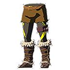 BotW Barbarian Leg Wraps Yellow Icon.png