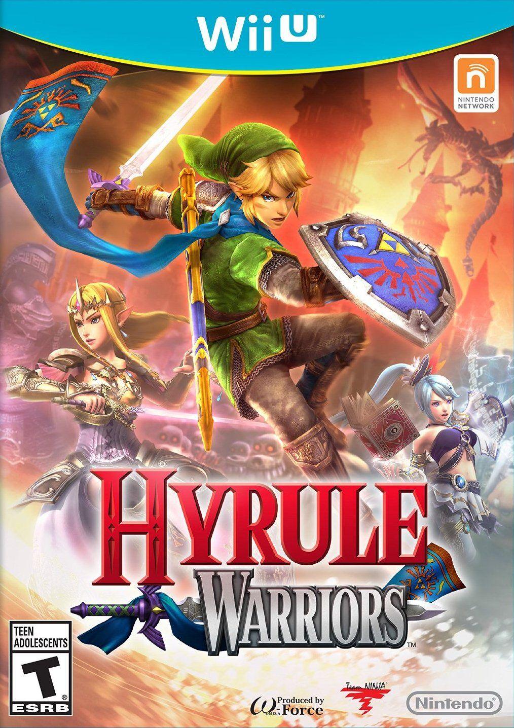 Hyrule Warriors Zelda Wiki