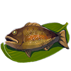 BotW Steamed Fish Icon.png