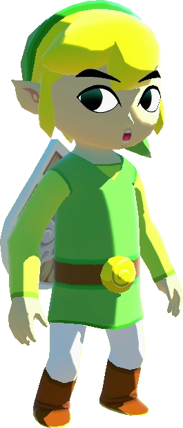 TWWHD Link Model.png