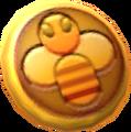 ALBW Bee Badge Model.png