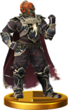 SSBfWU Ganondorf Trophy Model.png