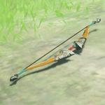 BotW Hyrule Compendium Traveler's Bow.png