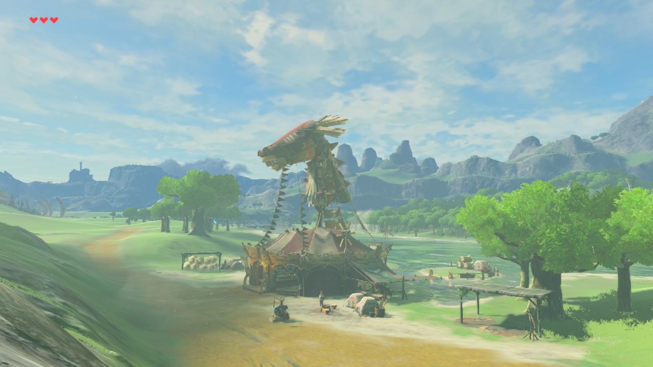 Riverside Stable Zelda Wiki