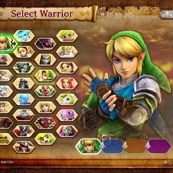 Select Warrior