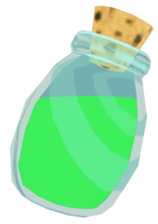 TWW Green Potion Model.png