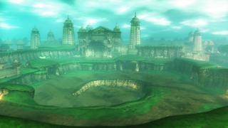 Sealed Grounds Hyrule Warriors Zelda Wiki