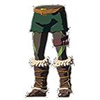 BotW Barbarian Leg Wraps Green Icon.png