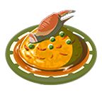 BotW Crab Omelet with Rice Icon.png