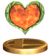 SSBB Heart Container Trophy Model.png