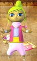 HWDE Tetra Standard Outfit (Wind Waker) Model.png