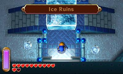 Ice Ruins Zelda Wiki