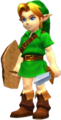 OoT3D Young Link Render.png