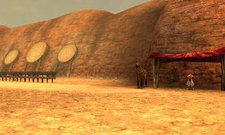 Horseback Archery Range OoT3D.jpg