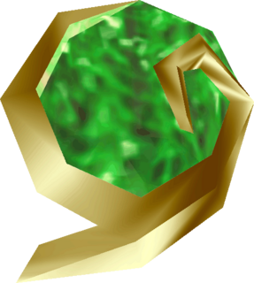 OoT Spiritual Stone of the Forest Model.png