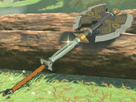 BotW Double Axe Model.png