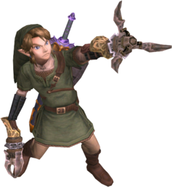 Clawshot Link.png