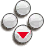 HWDE D-Pad Down Icon.png