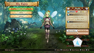 HWDE My Fairy Menu.png