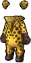 Zelda Tri Force Heroes Cheetah Costume Outfits