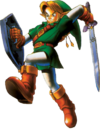 OoT Link Performing Jump Attack Artwork.png