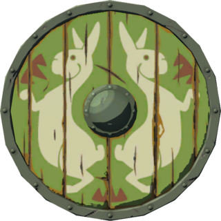 BotW Hunter's Shield Model.png