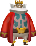 TWW King of Hyrule Figurine Model.png