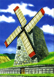 OoT Kakariko Windmill Artwork.png
