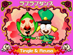 RTBToL Tingle and Azusa screenshot.png