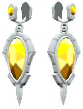 BotW Topaz Earrings Model.png