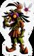 SSBB Skull Kid Sticker Icon.png