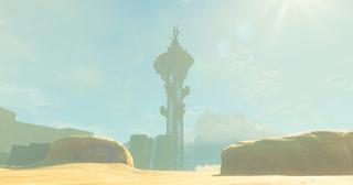 BotW Wasteland Tower.png