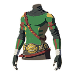 BotW Radiant Shirt Green Icon.png