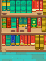 TMC Royal Hyrule Library Interior 4.png
