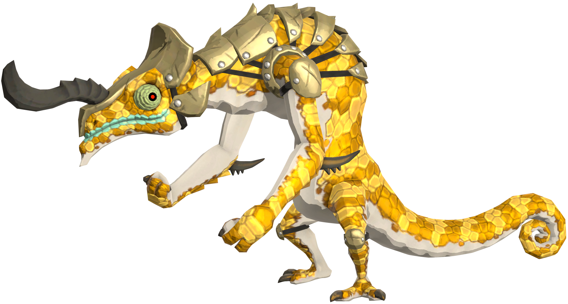 BotW_Golden_Lizalfos_Model.png