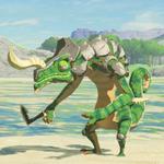 BotW Hyrule Compendium Lizalfos.png