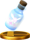 SSBfWU Fairy Bottle Trophy Model.png