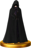 SSBfWU Hooded Zelda Trophy Model.png