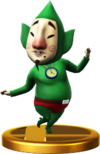 SSBfWU Tingle Trophy Model.png