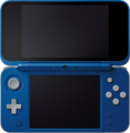 New Nintendo 2DS XL Hylian Shield Edition 3.png