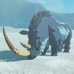 BotW Hyrule Compendium Great-Horned Rhinoceros.png