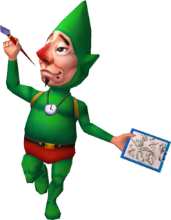 MM3D Tingle Model.png