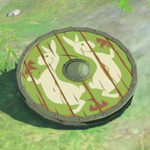 BotW Hyrule Compendium Hunter's Shield.png