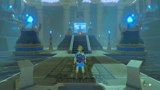 BotW Blessing Shrine Interior 8.png