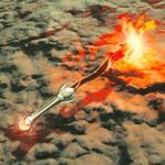 BotW Hyrule Compendium Fire Rod.png