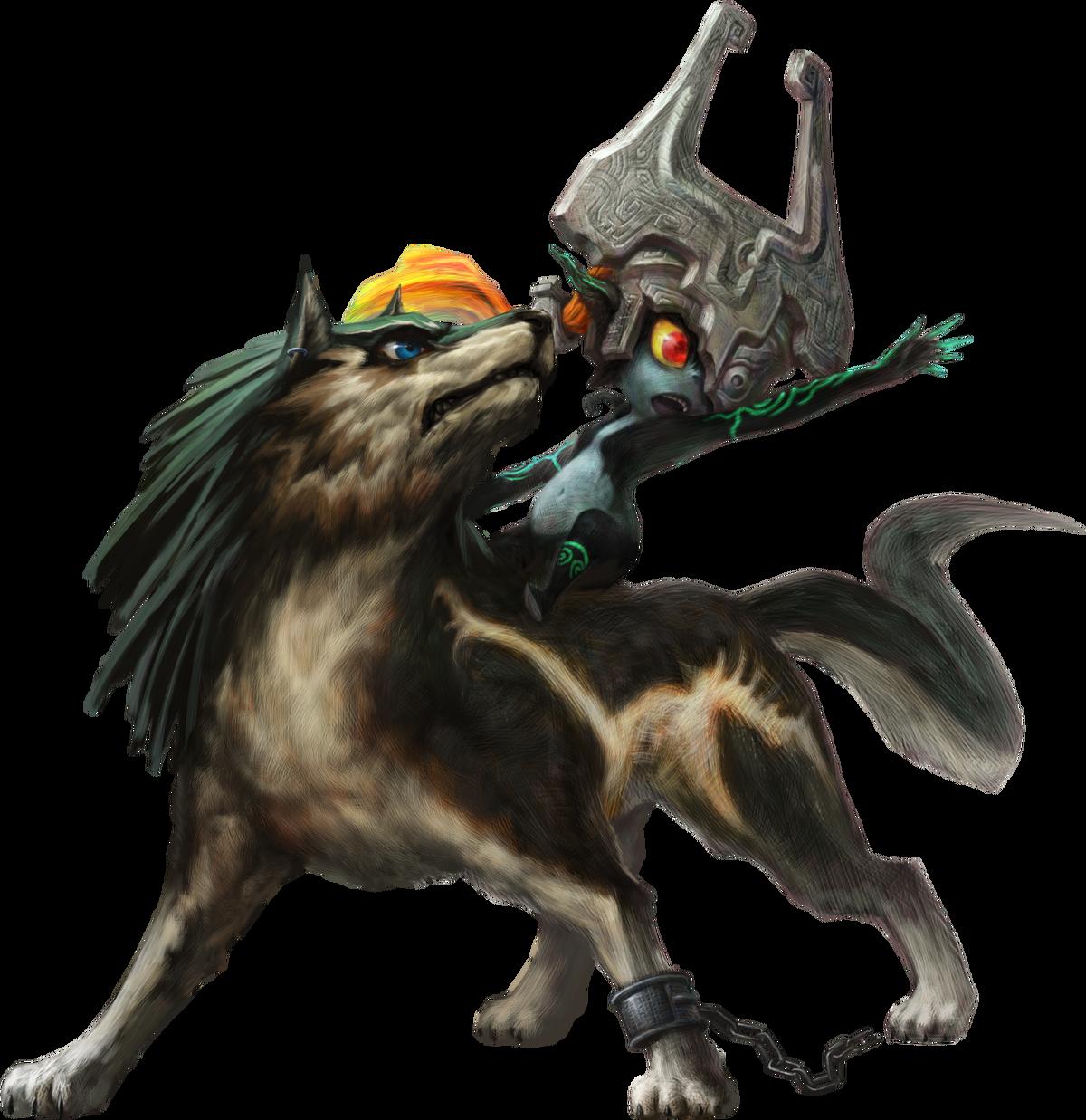 Wolf Link Zelda Wiki