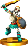 SSBfN3DS Stalfos Trophy Model.png