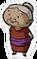 SSBB Link's Grandma Sticker Icon.png