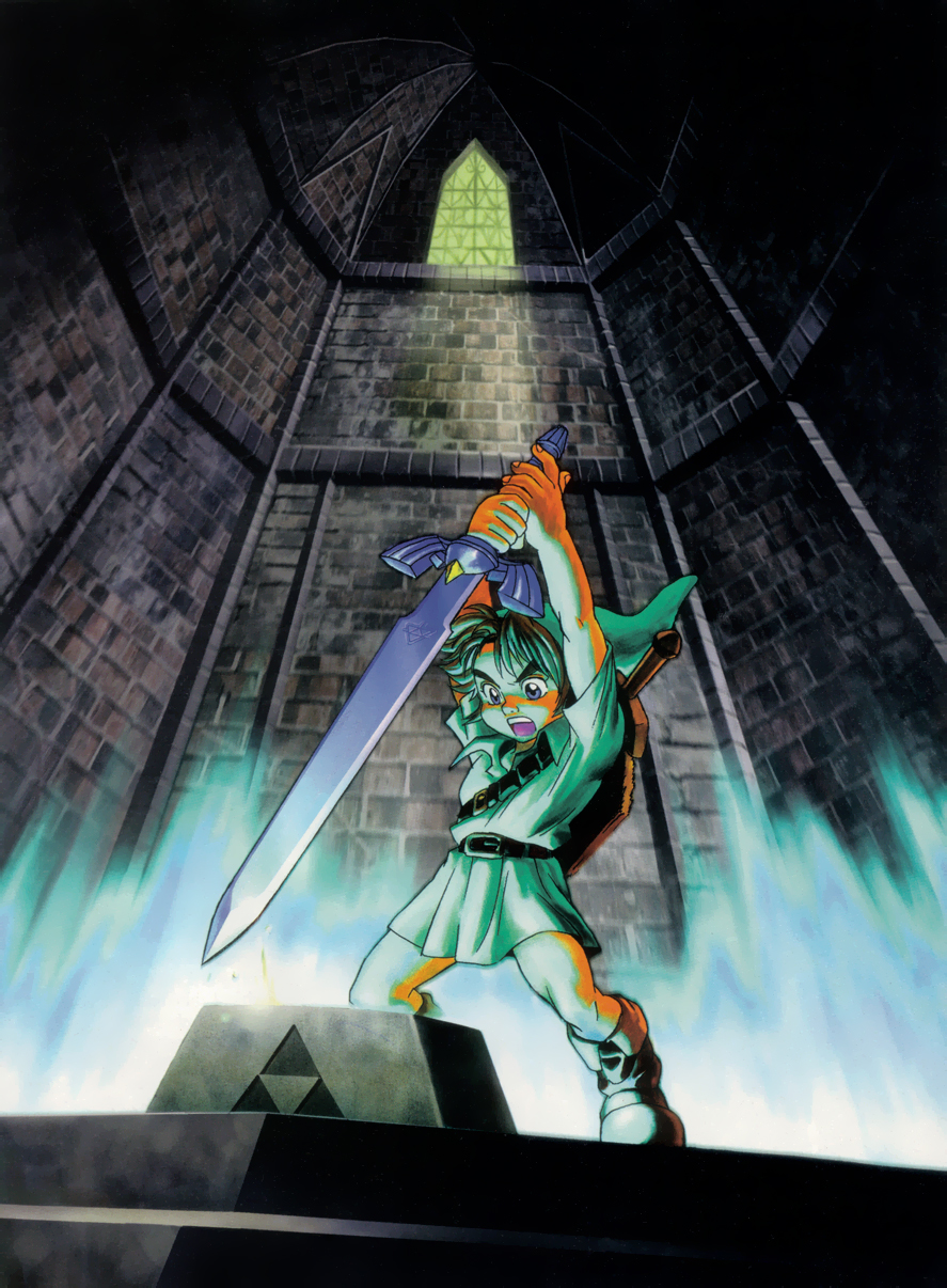 [POST OFICIAL] The Legend of Zelda: Ocarina of Time 3D Ootmastersword